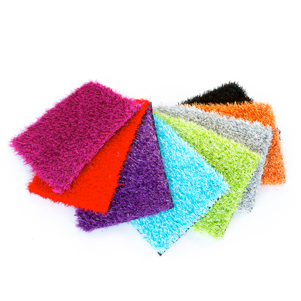 Rainbow Artificial Grass